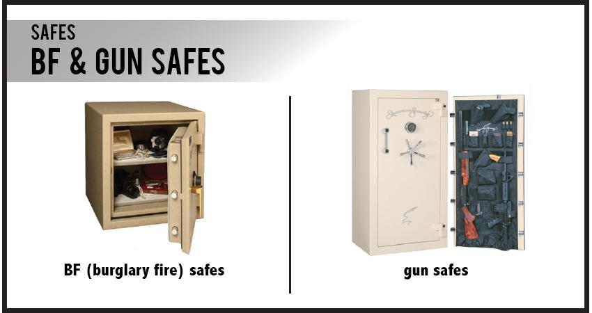 BF & Gun Safes