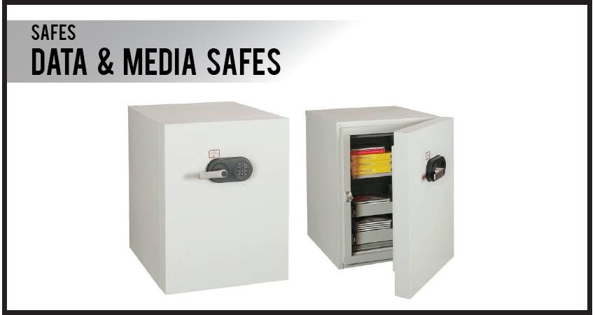 Data & Media Safes